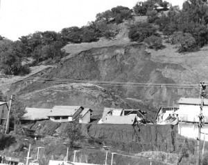 Red Hill Slide, 1967